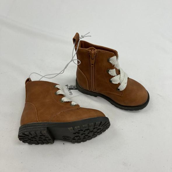 Sparkle Tie-up Boots 5