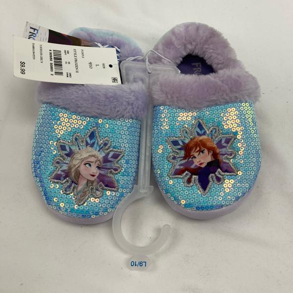 Sequin Frozen Slippers 9/10