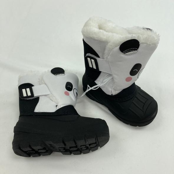 Panda Bear Boots 5