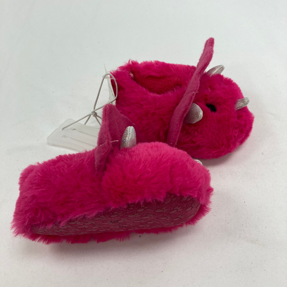 Rori Dinosaur Moccasin Slipper Small 5/6