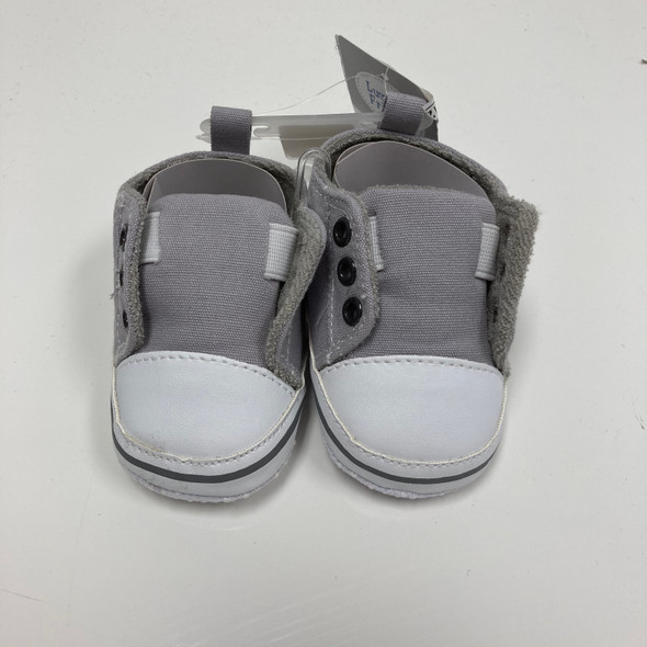 Laceless Sneakers 6-12 mth