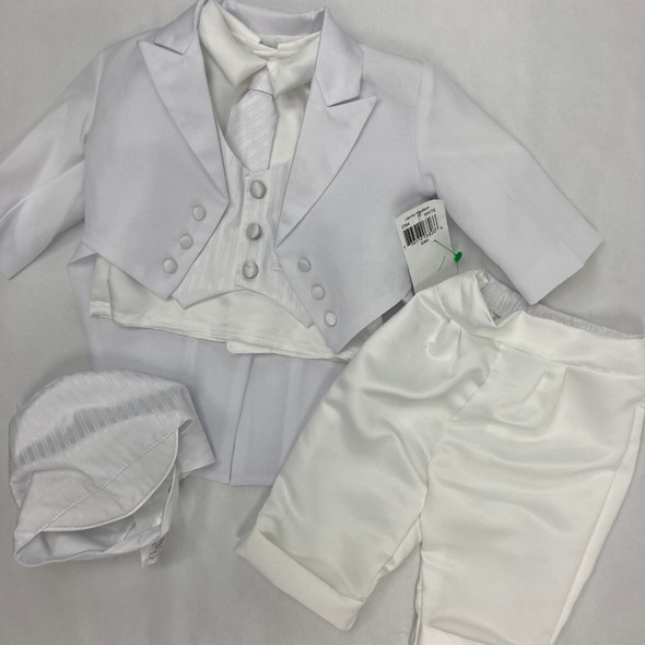 Christening Outfit A 3-pc 6-9 mth