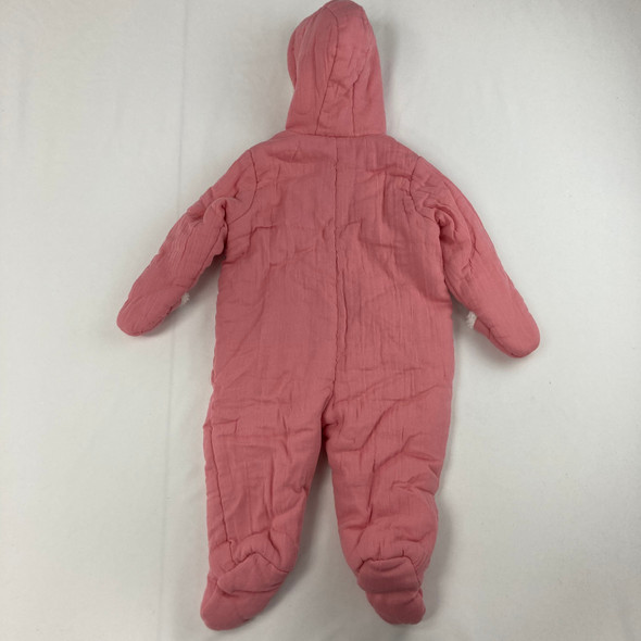 Pink Cozy 1-pc 12 mth