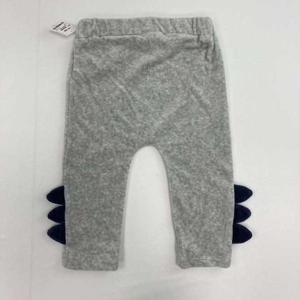 Dino Velvet Sweatpants 18 mth