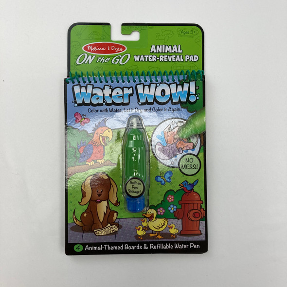 Animal Water Wow