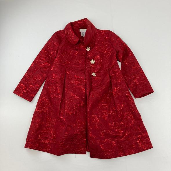 Caot Dress Coat 6 yr