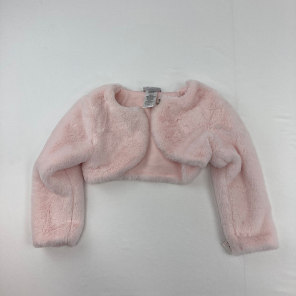 Faux Fur Sweater 6 yr