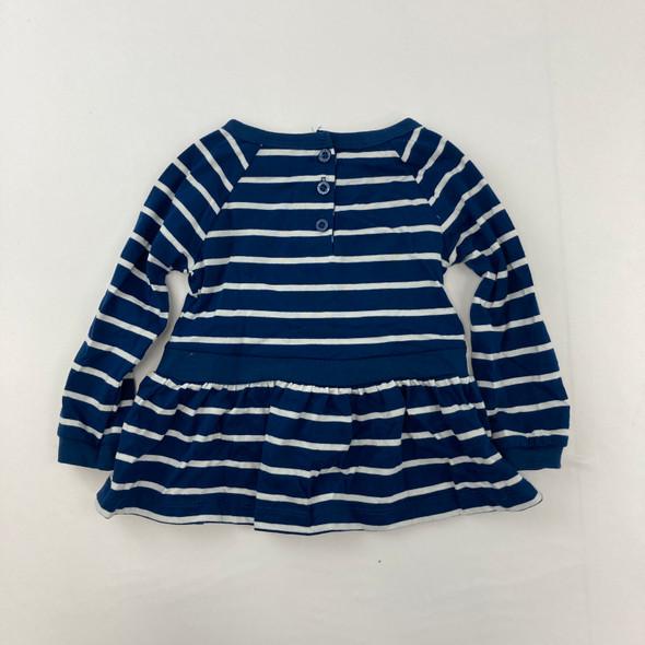 Stripe Dress 18 mth