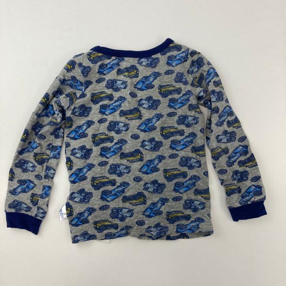 Cars Sleep Shirt 3T