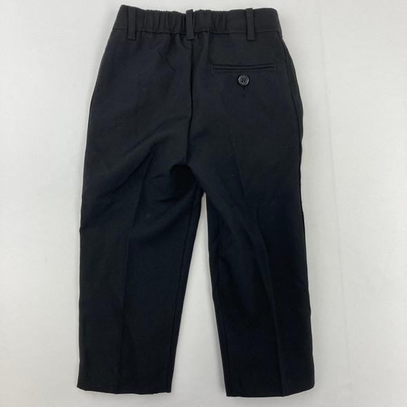 Black Dress Pants 3T