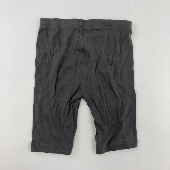 Gray Pajama Shorts 7 yr