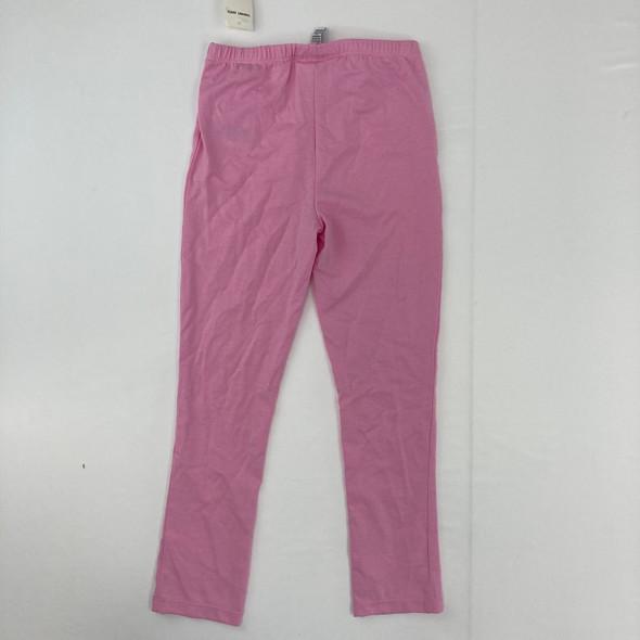 All Pink Leggings 6X