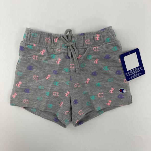 Logo Shorts Gray 3T