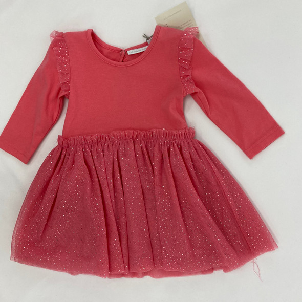 Sparkly Lace Dress 12 mth