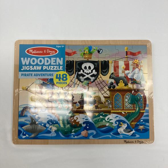 Pirate Adventure Puzzle