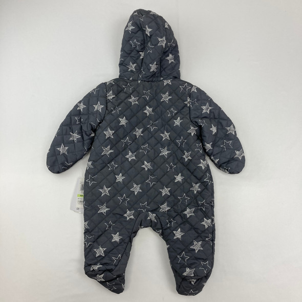 Quilted Star Snow Suit 3-6 mth