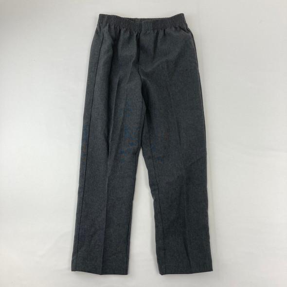 Gray Dress Pant 6 yr