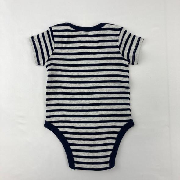 Stripe Bodysuit 0-3 mth