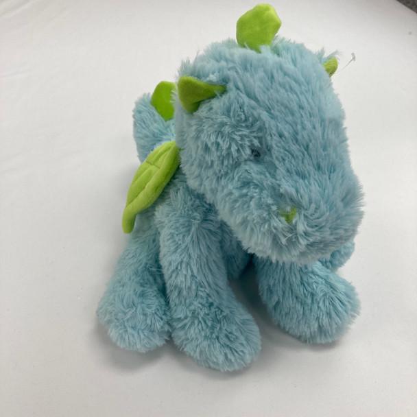 Baby Blue Plush Dragon