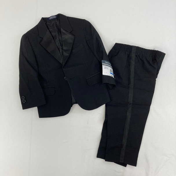 Black and White Suit Set 24 mth