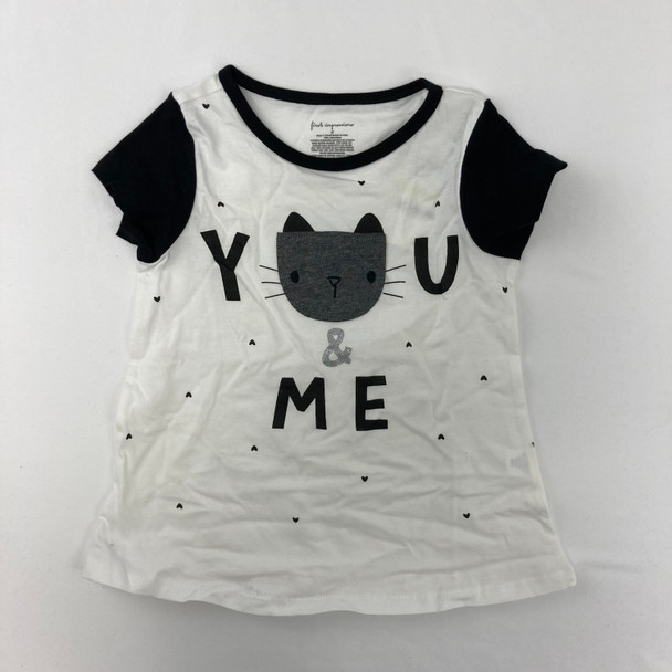 You and Me Tee 4T
