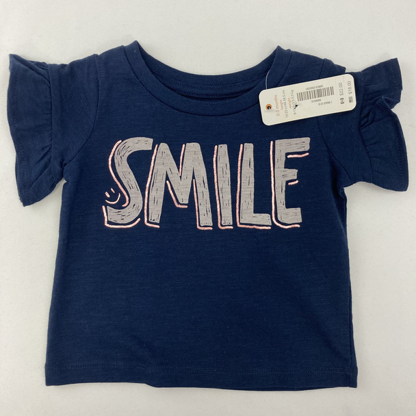 Smile Top 0-3 mth