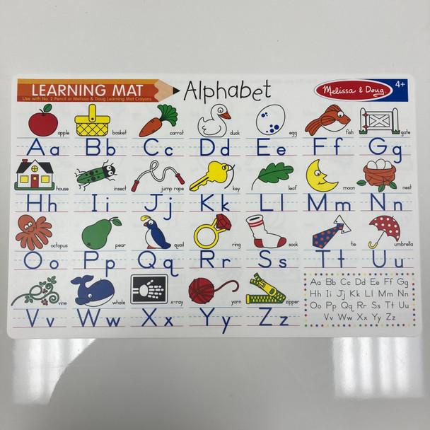 Learning Mat: Alphabet