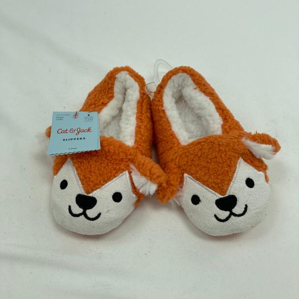 Fox Slippers 12-24 mth