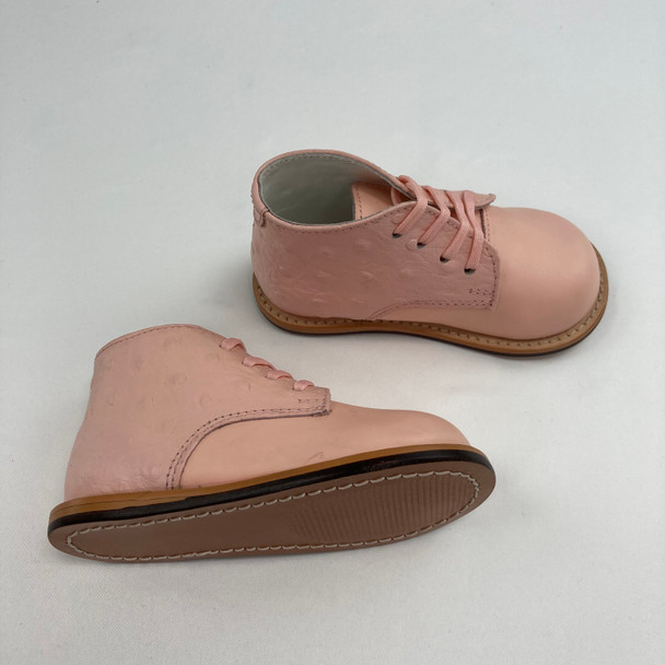 Smooth Ostrich Walking Shoes 5.5