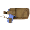 Condor MOLLE Horizontal Tactical Holster, Coyote