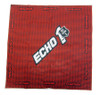Echo 1 Official Dead Rag, Red/Black