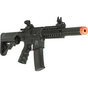 Valken Tactical Battle Machine M4 SD AEG Airsoft Rifle, Black -REFURBISHED
