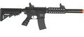 Valken Tactical Battle Machine M4 SD AEG V2.0 Airsoft Rifle, Black