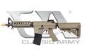 Classic Army M4 CQB RIS Full Metal AEG, Dark Earth