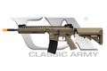 Classic Army M4 RIS EC2 Skirmish AEG, Dark Earth