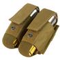 Condor MOLLE 40mm Grenade Pouch, Coyote