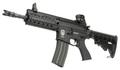 GandG GR4 100Y Blowback AEG Airsoft Rifle, Black