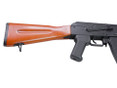 ICS Steel AK74 Airsoft Rifle with Real Wood Handguard & Stock