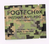 FOGTECH DX Instant Anti-Fog Goggle Wipes
