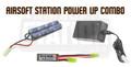 AEG Power Up Kit w/ 9.6v Battery, Smart Charger, and Burst Unit