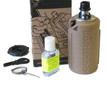 AI Tornado Grenade, Gas Powered Airsoft Grenade by Airsoft Innovations, FDE