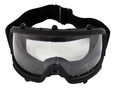 Airsoft Protective Goggles, Black