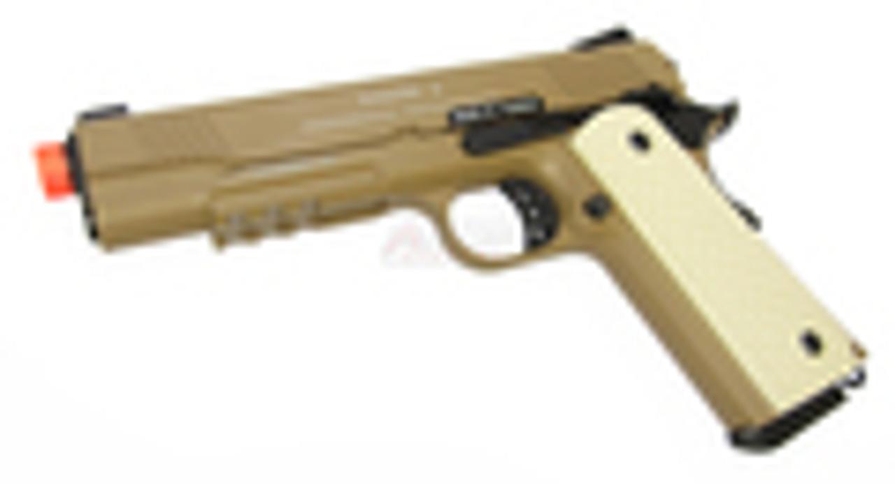 Gas Airsoft Pistols