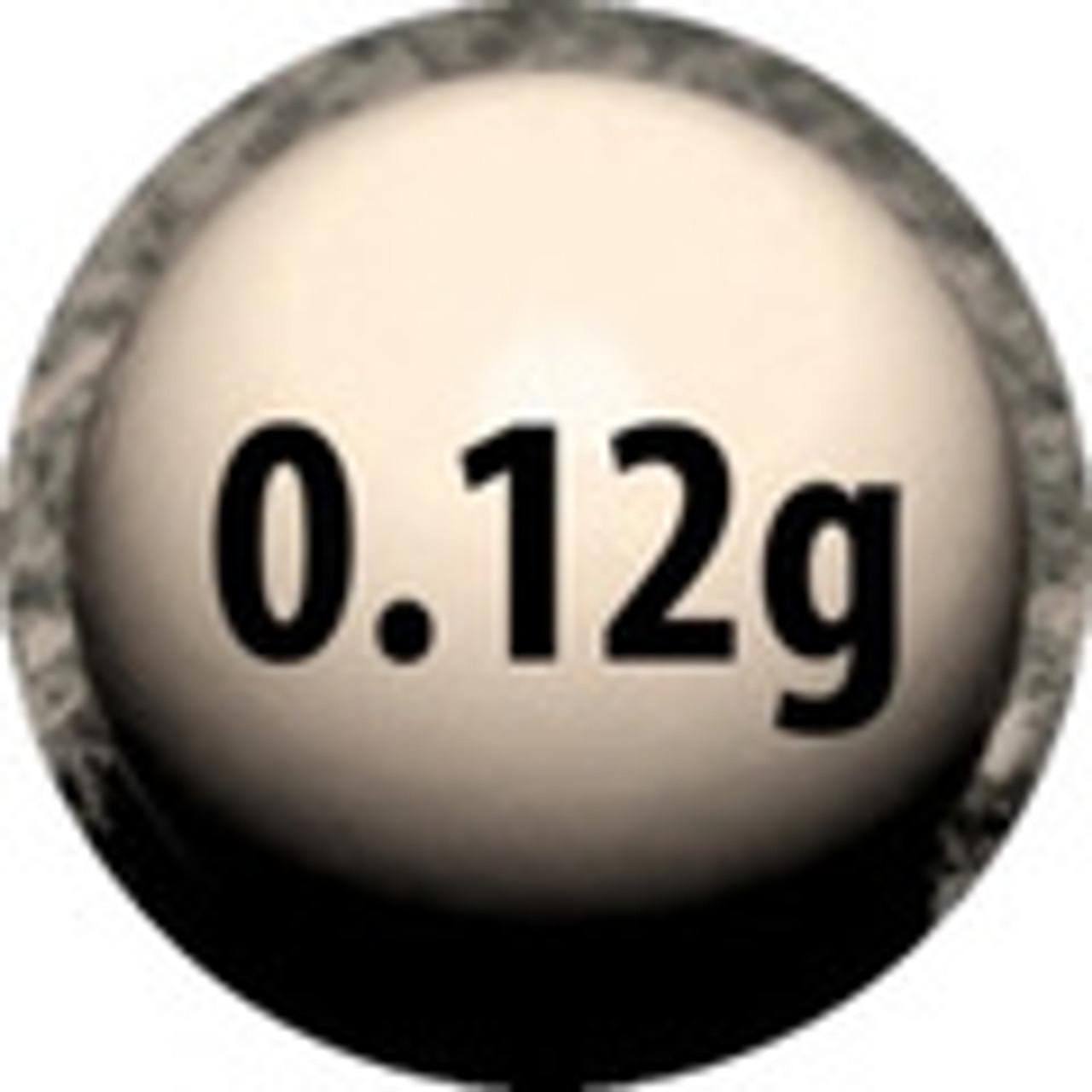 0.12-0.15 gram