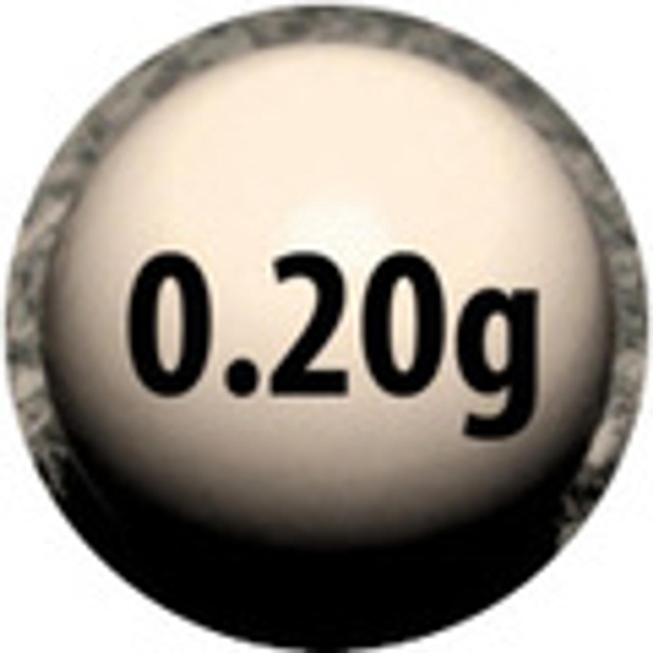 0.20 gram