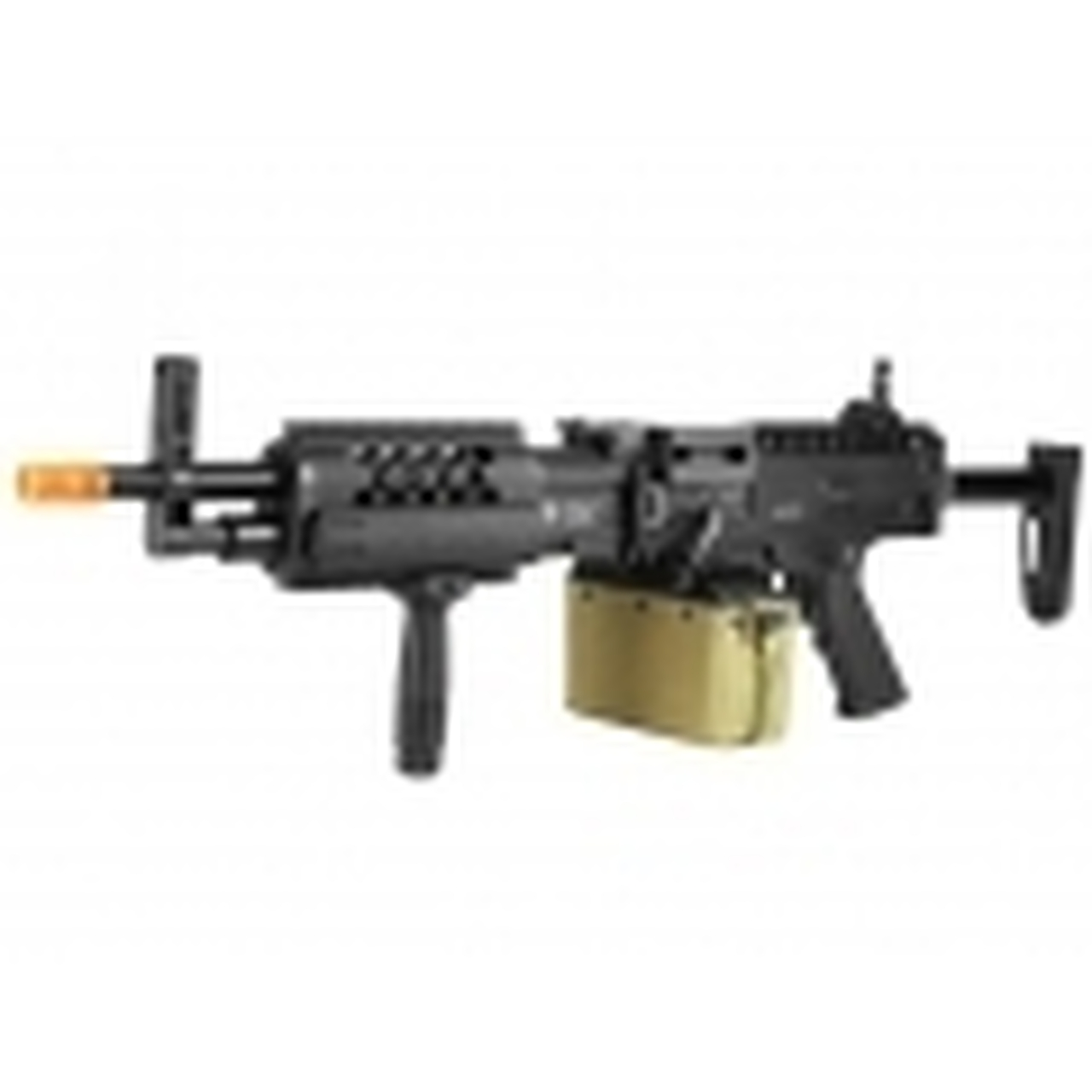 SAW & LMG Support Rifles