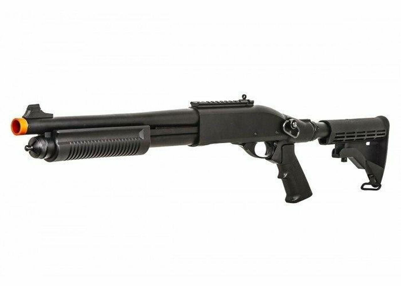 Details about  /Jag arms Airsoft Scattergun TS Blk