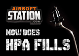 Airsoft Station is now offering HPA Fills!