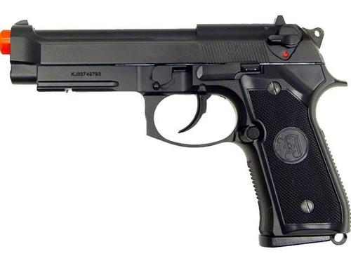 KJW Model-603 M9PTP Gas/Co2 Blowback Full Metal Airsoft Pistol