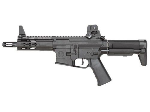 Krytac Trident PDW MK2 CQB AEG Airsoft Rifle, Black